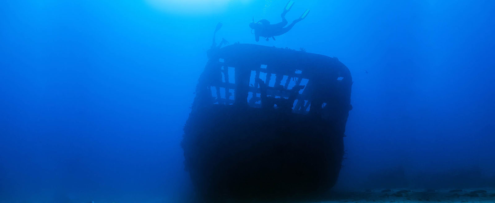 Mexico, Isla Mujeres, Canonero 58 Wreck