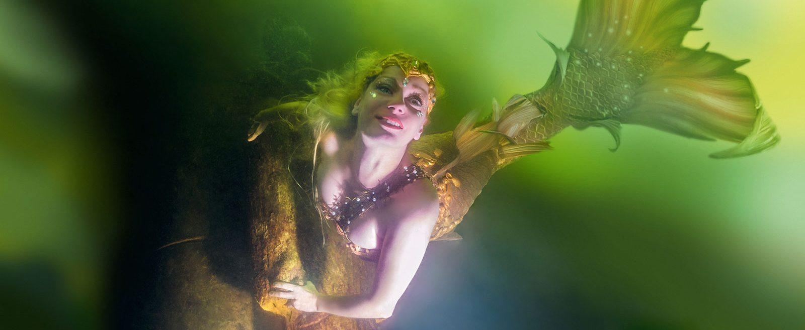 Ibbenbueren, Mermaid Daniela Rodler